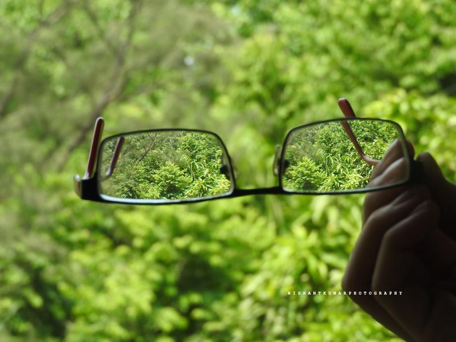 Nature through a myopic'e eyes!