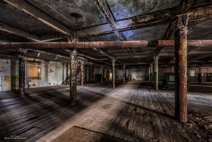Linearity by jamesjohnston_3471 - Warehouses Photo Contest