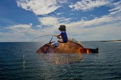 Little Fishing Hobo