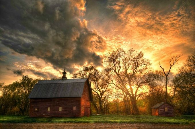 Wilder Barn by DEGrabenstein - Farms And Barns Photo Contest