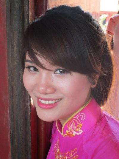 Vietnamese university student