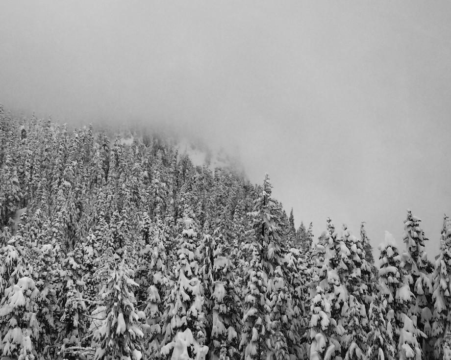 Snowy Mountian