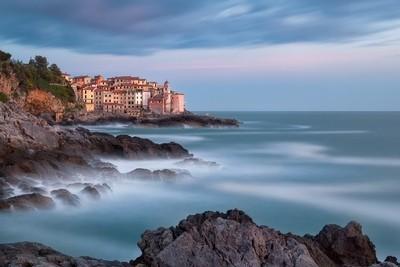 The Poet || Tellaro, Italy