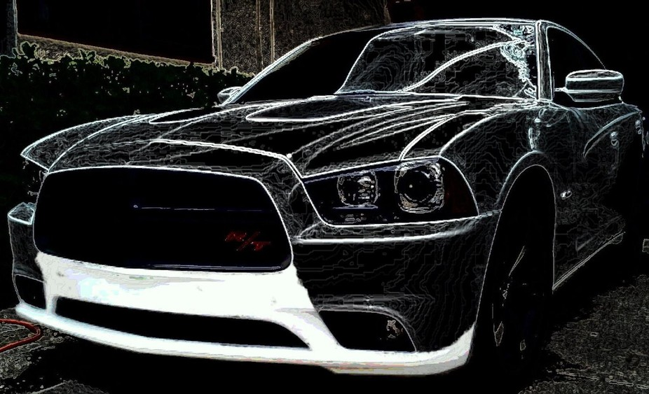 2013 Dodge Charger Daytona Edition