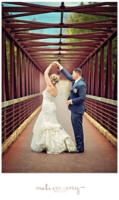 Dancing on the Bridge