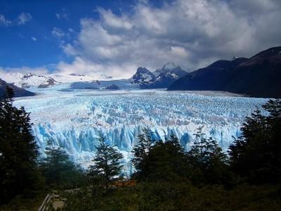 Perito Moreno Glacier Mountain - Argentina