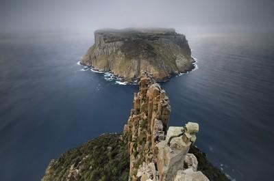 cape pillar vs tasman island