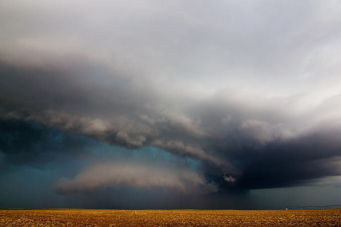 Dalhart Supercell by jodimair - Monthly Pro Vol 24 Photo Contest