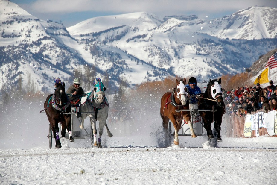 Cutter Races, Jackson Hole