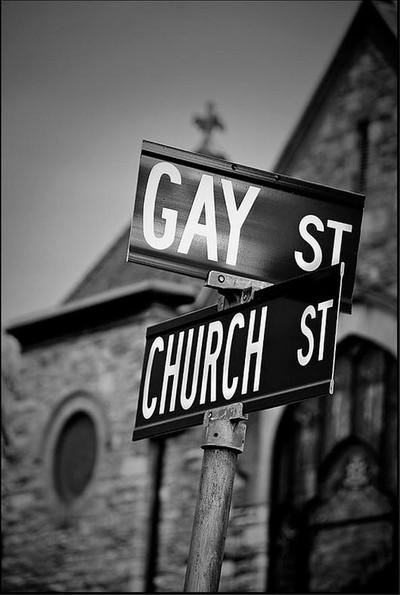 Gay and Church Street