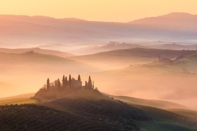 Golden Tuscany