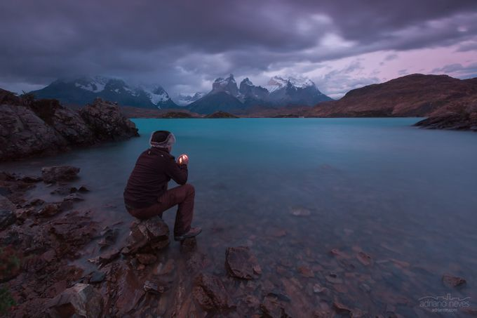 Warming Light - Chile, Patagonia by acseven - The Fluid Self Photo Contest