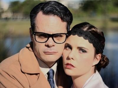 Russ and Belinda by Jason Voncina