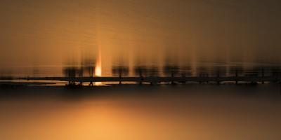 Impressions of a Golden Sunrise
