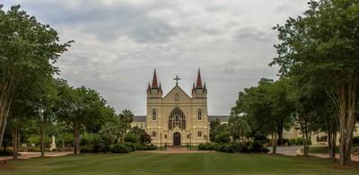 St. Josephs at a distance