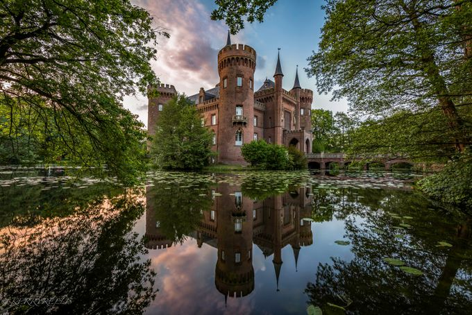 Schloss Moyland 1 by kerryellis - Enchanted Castles Photo Contest