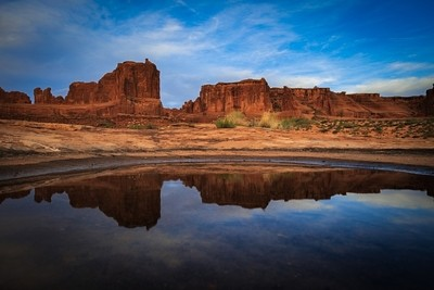 Moab Reflections
