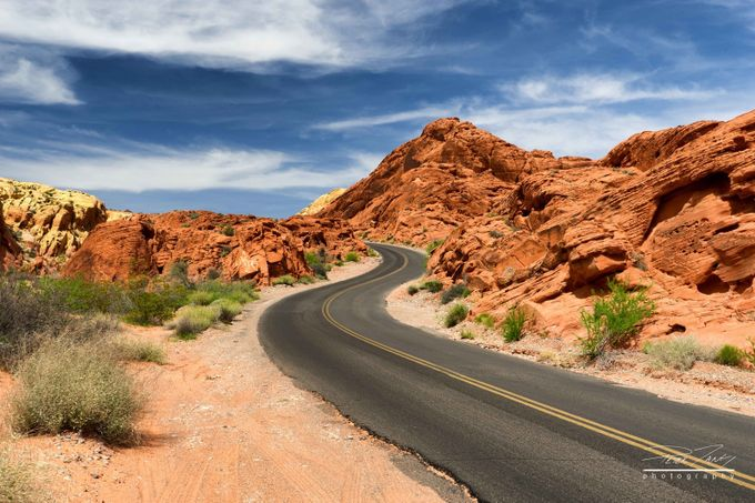 On the Road by petertang - Country Roads Photo Contest