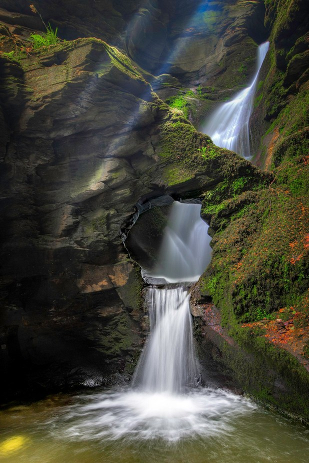 St Nectan's Falls, Tintagel, Cornwall by Bynack - Your Point Of View Photo Contest