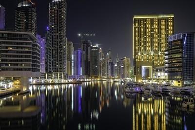 Inner harbor,Abu Dhabi