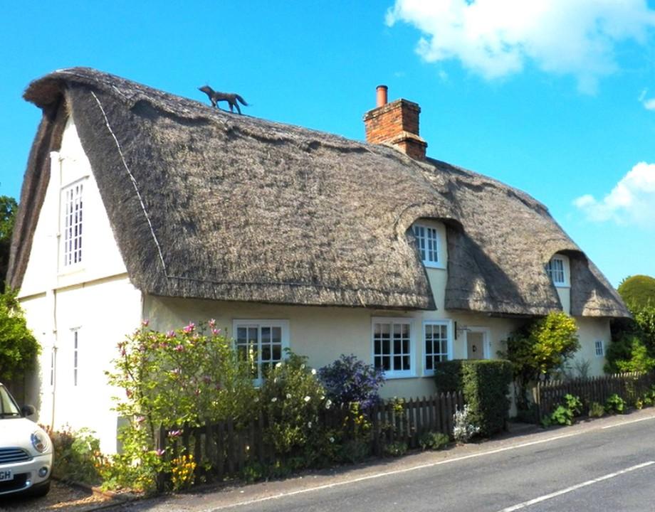 Foxton thatch