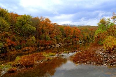 White River Morning