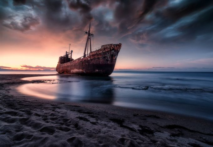 Restless soul by stratosgazas - Ships And Boats Photo Contest