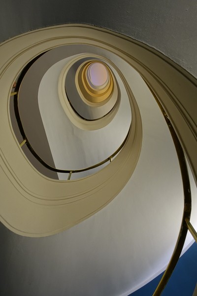 Hotel staircase (1)