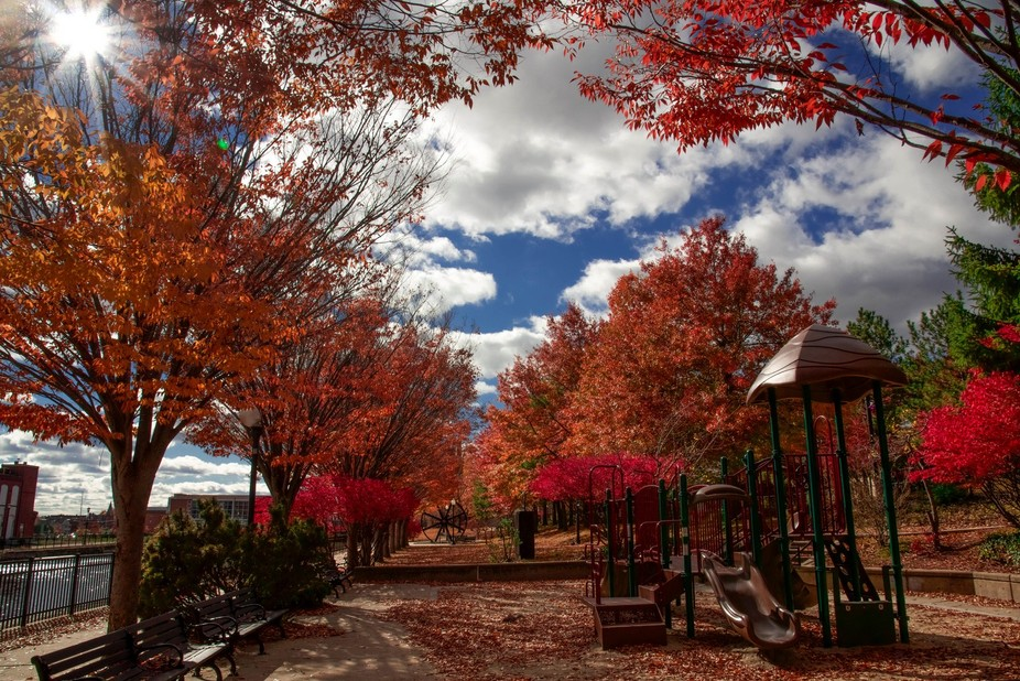 Holyoke Park 1