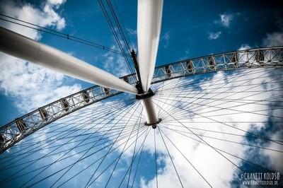 Eye of London, UK