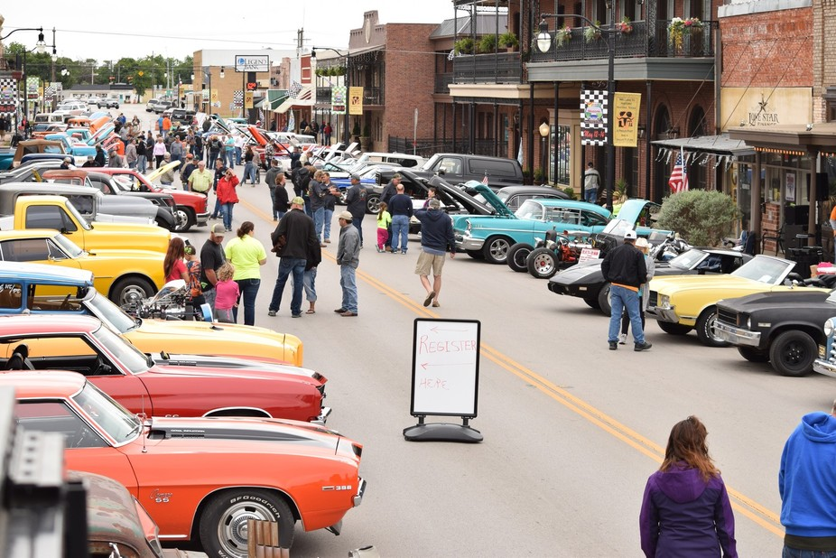 Nocona Gas Junkies Classic Car Show By HORSEPOWER ViewBugcom - Nocona car show