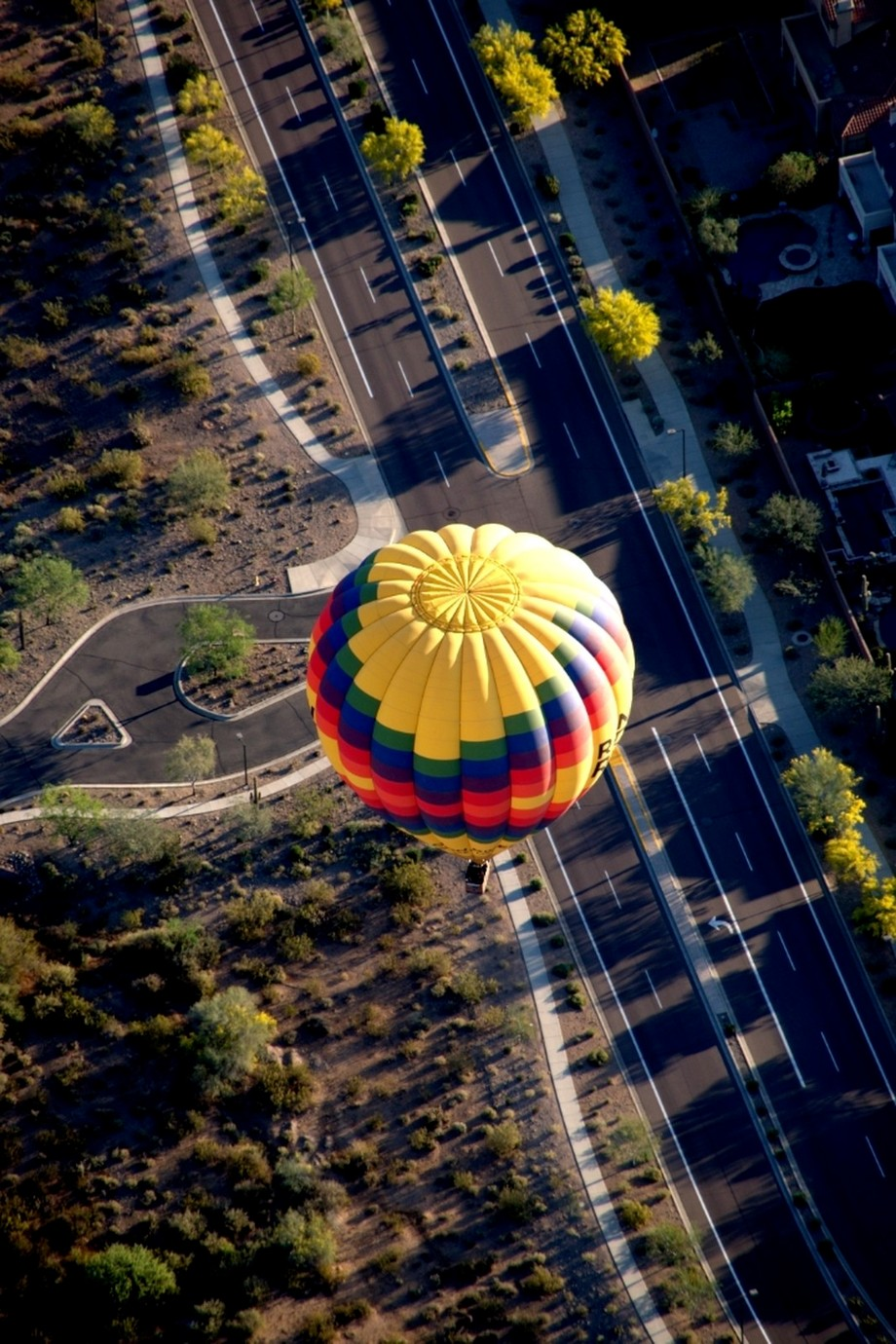 Bird's eye view by Lovenit - Show Balloons Photo Contest