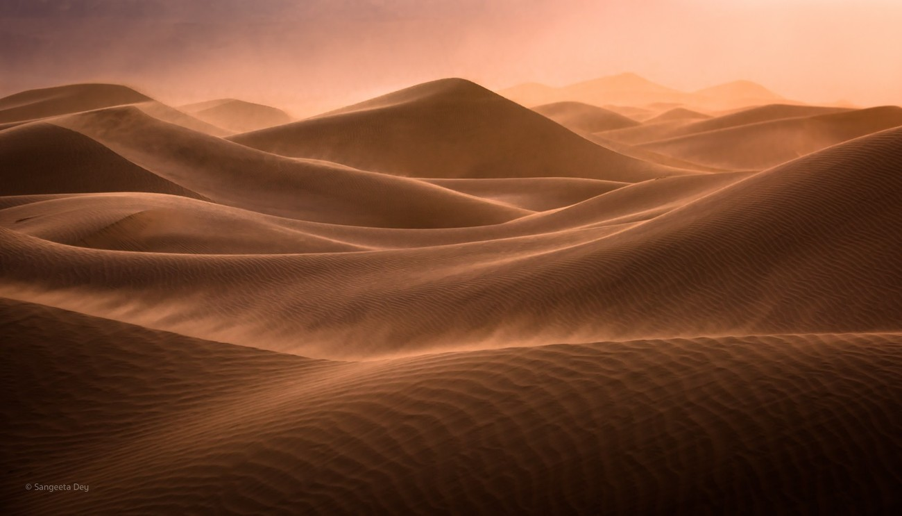 Learn How To Capture Sand Dunes Like A Pro
