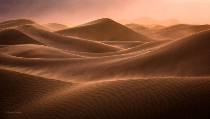 4 Things To Try When You Shoot In Dusty Conditions