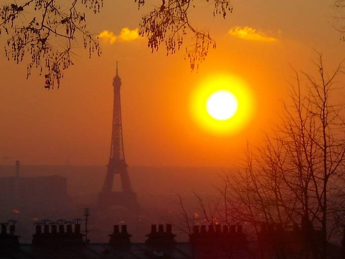 City of Light by sydneywarmer - Paris Photo Contest