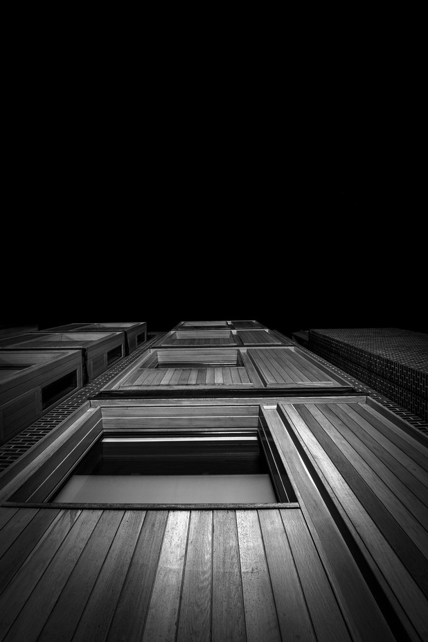 Rooftops? by TimHallPhoto - Modern Architecture Photo Contest