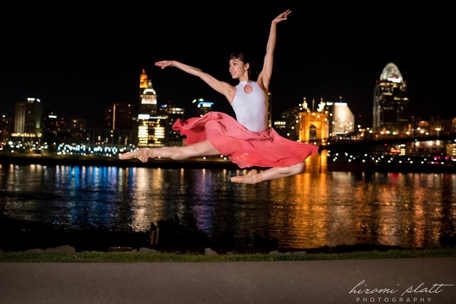 Dancer in Queen City