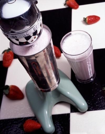 Milkshake Still Life