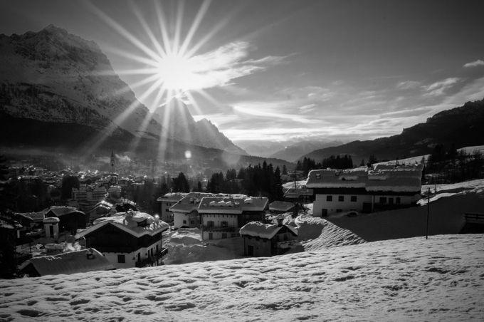 Winter day in Cortina by -Fabrizio- - Feeling Hope Photo Contest