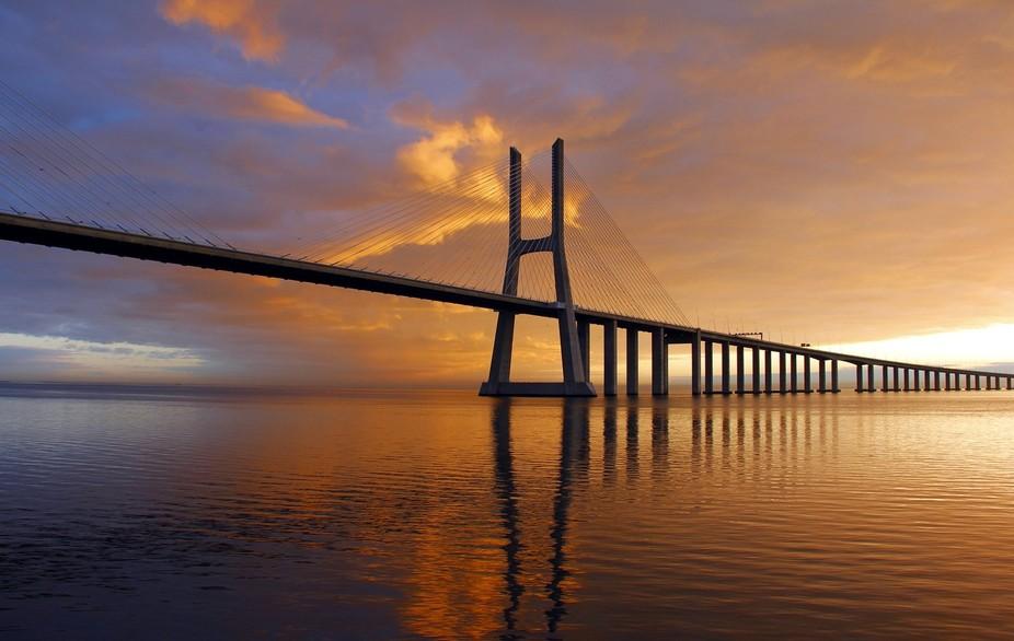 Vasco da Gama dawn