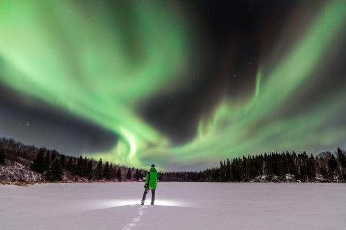 In Awe by brandonborn - Winter Long Exposures Photo Contest