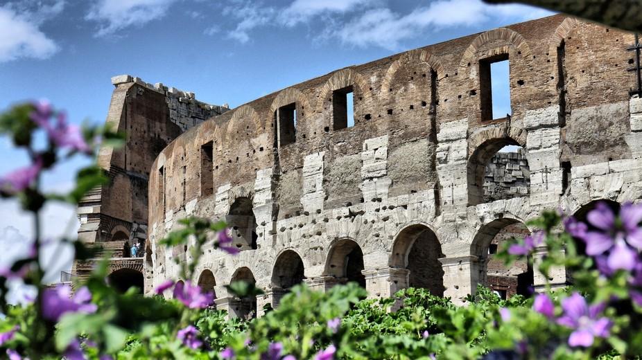 Romes Colosseum