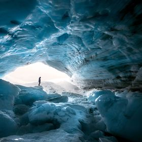 I had kept hearing about this infamous ice cave in the heart of the mountains out in Whistler. We decided to make the search and eventually found...