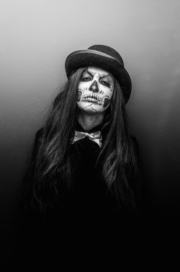 Skully by giannisjohnidiskritikos - Halloween Photo Contest 2017