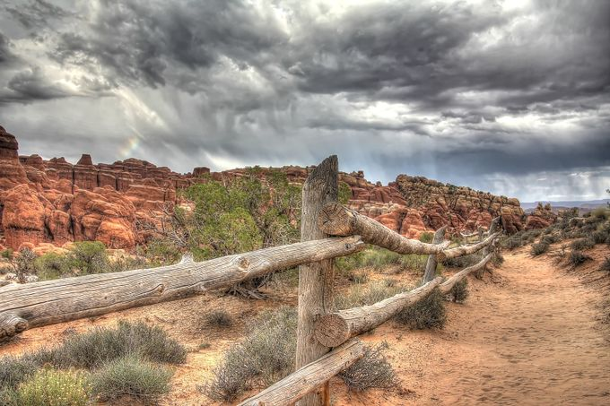 Fiery Furnace HDR by lbock - Fences Photo Contest