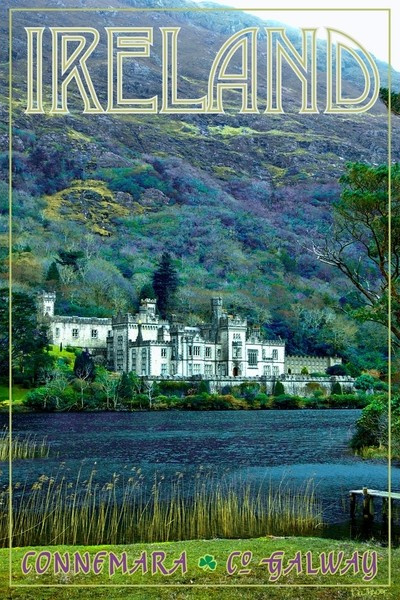 Irish Spring - Kylemore Abbey
