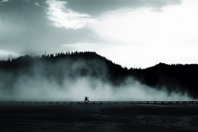 The Great Geysers of Yellowstone by liammcdonald - Mist And Drizzle Photo Contest