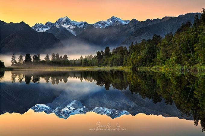 Mirror Lake by patrickmarsonong - Celebrating Nature Photo Contest Vol 3