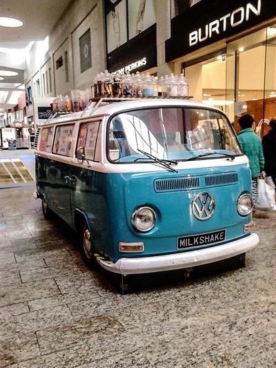 The Milkshake Camper Van