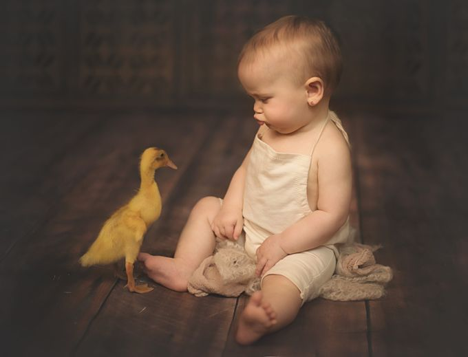 duck face by Andreamartinphoto - Baby Face Photo Contest